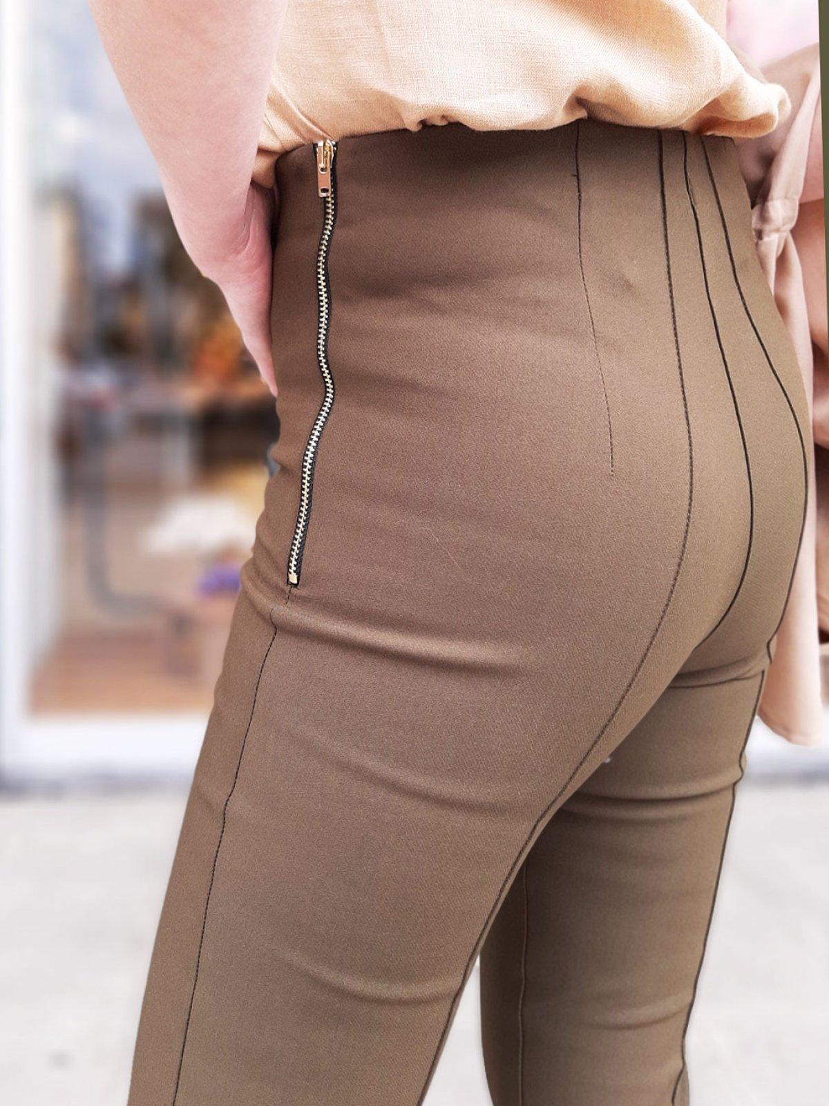 Dikişli Pantolon