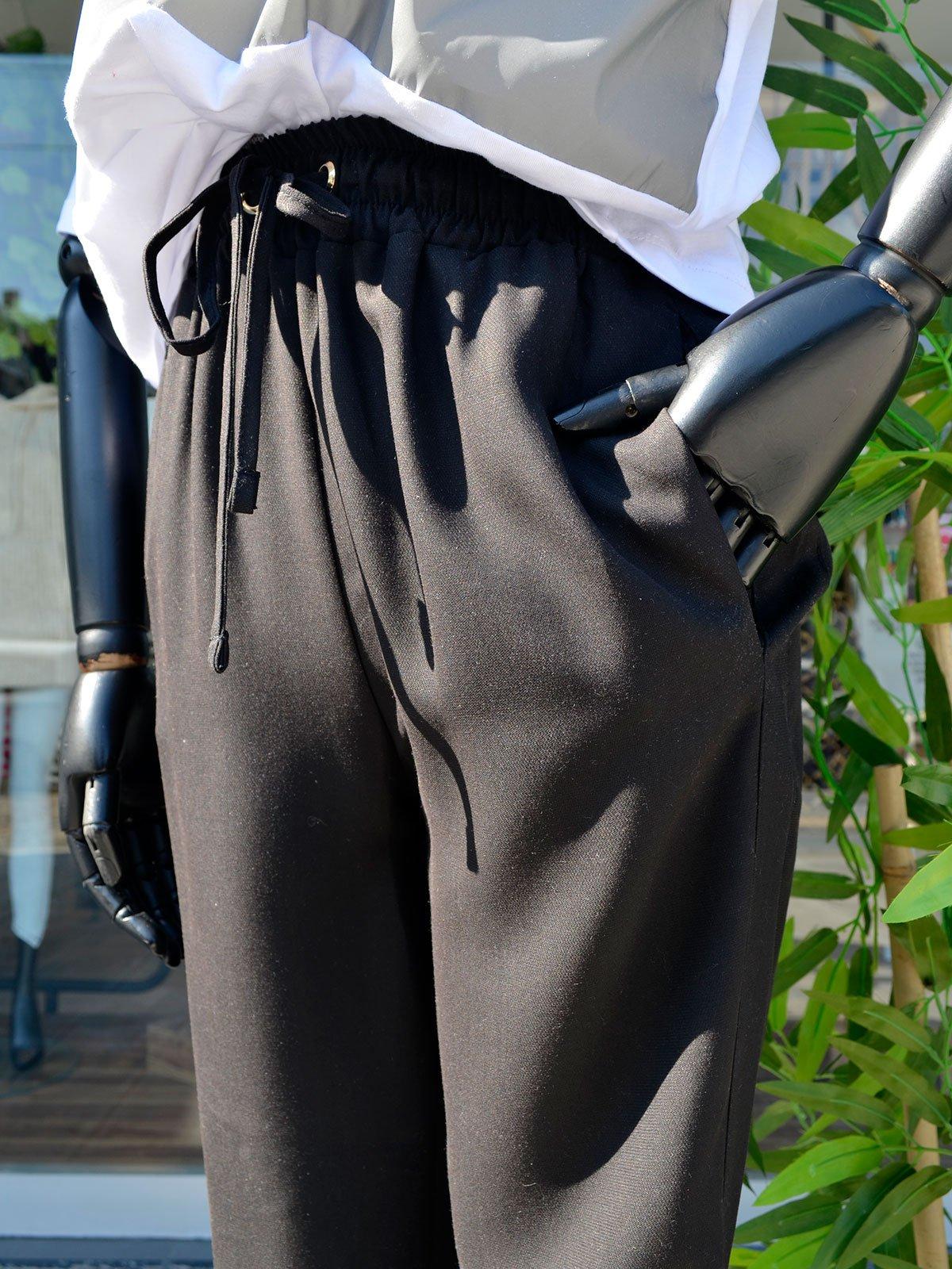 Jogger Fit Pantolon