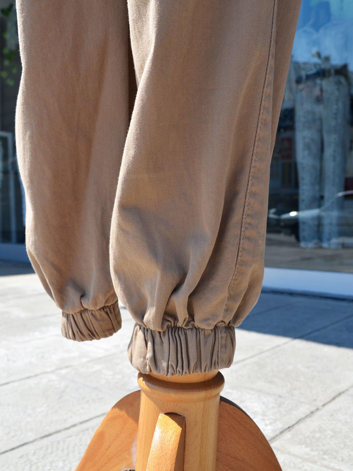 Önü Çapraz Pantolon
