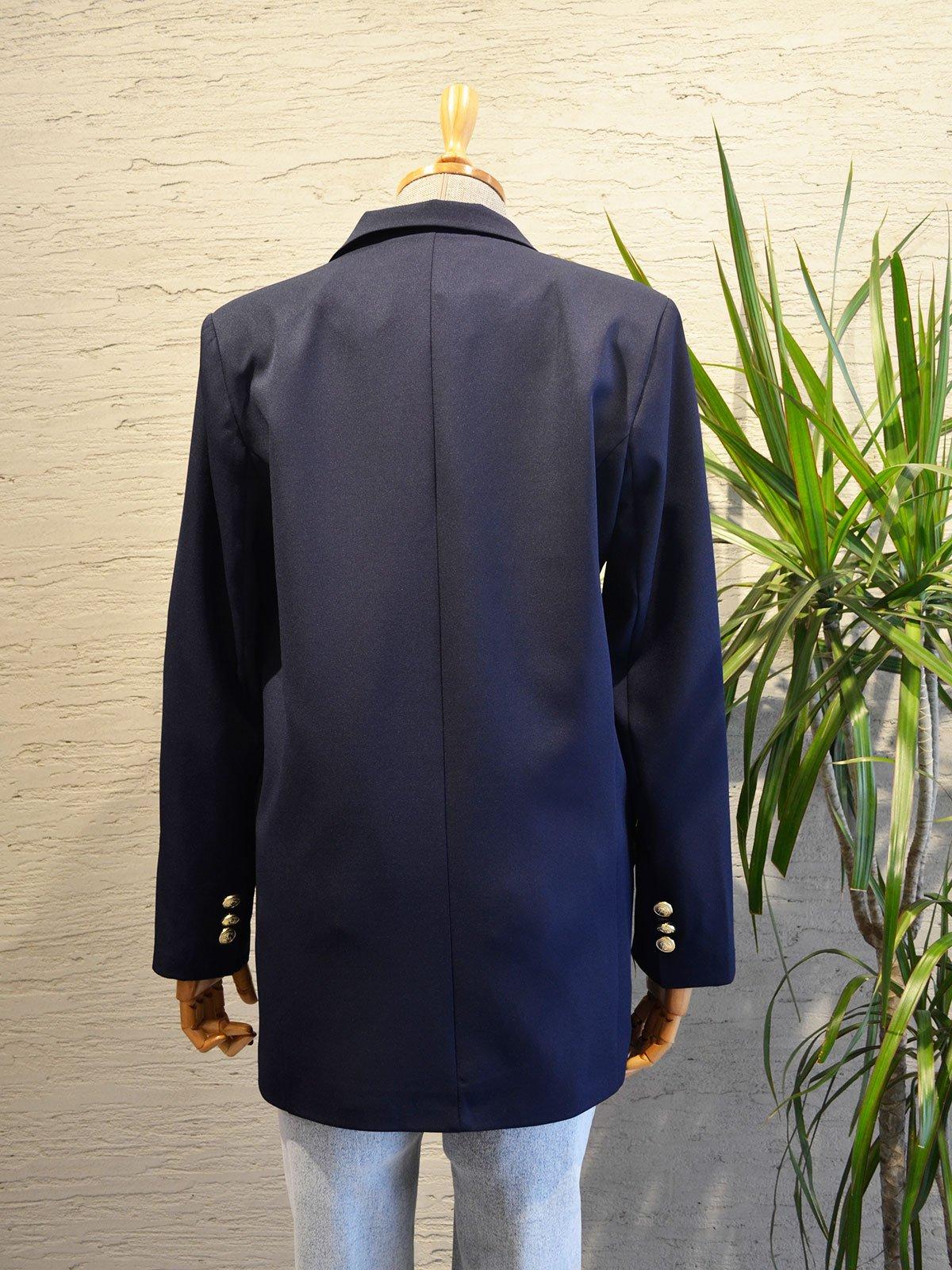 Nakışlı Blazer Ceket