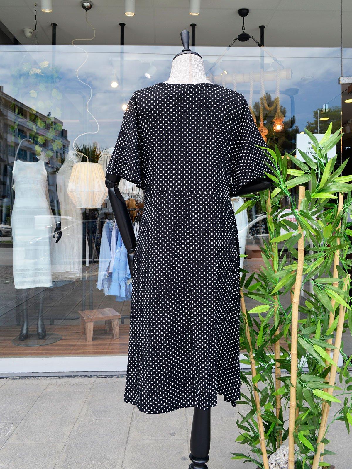 Kısa Kollu Elbise